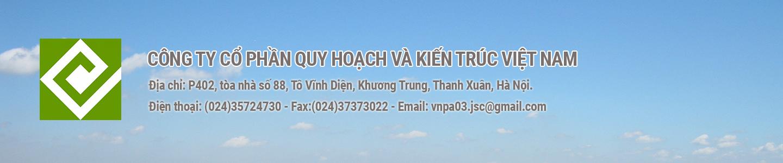 VNPA - Công ty cổ phần Quy hoạch và Kiến trúc Việt Nam